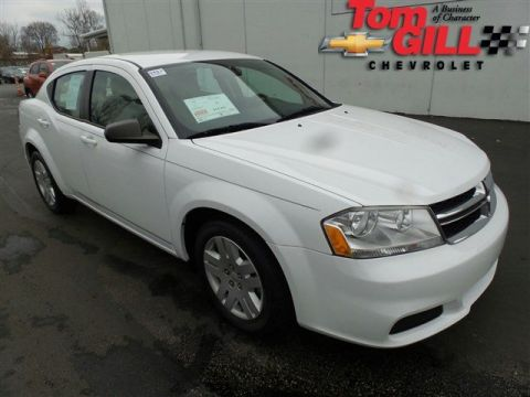 Pre-Owned 2014 Dodge Avenger SE FWD 4dr Car