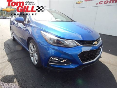 New 2017 Chevrolet Cruze Premier FWD 4dr Car