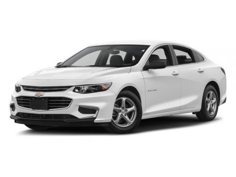 Pre-Owned 2017 Chevrolet Malibu LS FWD 4dr Car