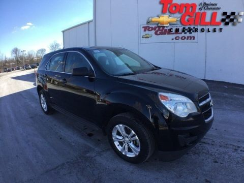 Pre-Owned 2012 Chevrolet Equinox LS FWD Sport Utility