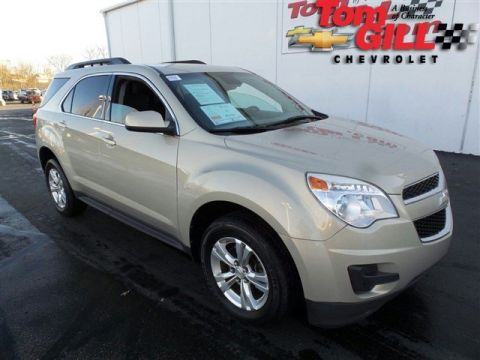 Pre-Owned 2012 Chevrolet Equinox LT with 1LT AWD Sport Utility