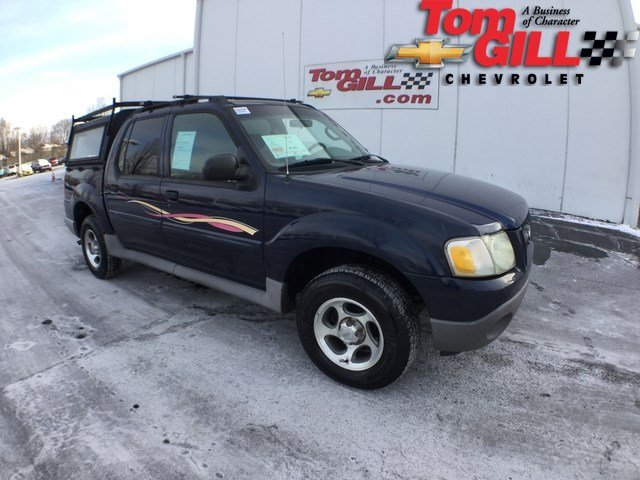 2003 ford explorer sport trac xls rwd sport utility gill. Black Bedroom Furniture Sets. Home Design Ideas
