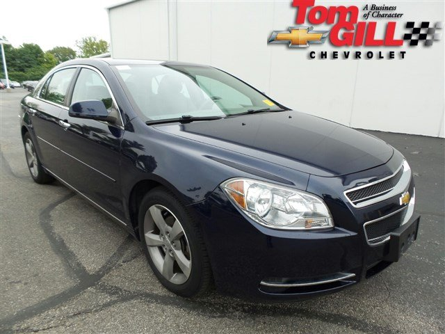 Pre Owned 2012 Chevrolet Malibu LT With 1LT