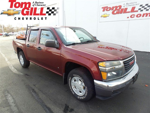 Pre-Owned 2007 GMC Canyon SLE2