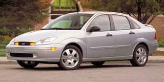 Used Ford Focus ZTS