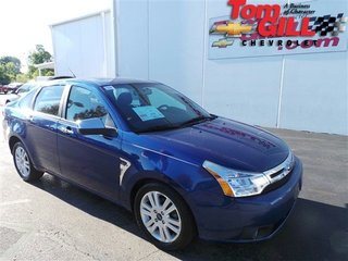 Used Ford Focus SE/SES