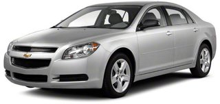 Used Chevrolet Malibu LS with 1LS