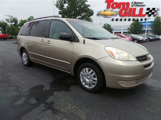 Used Toyota Sienna CE/LE
